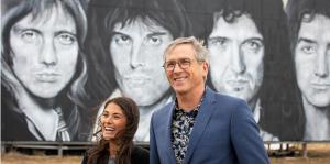 Villawood unveils Queen mural Sunbury
