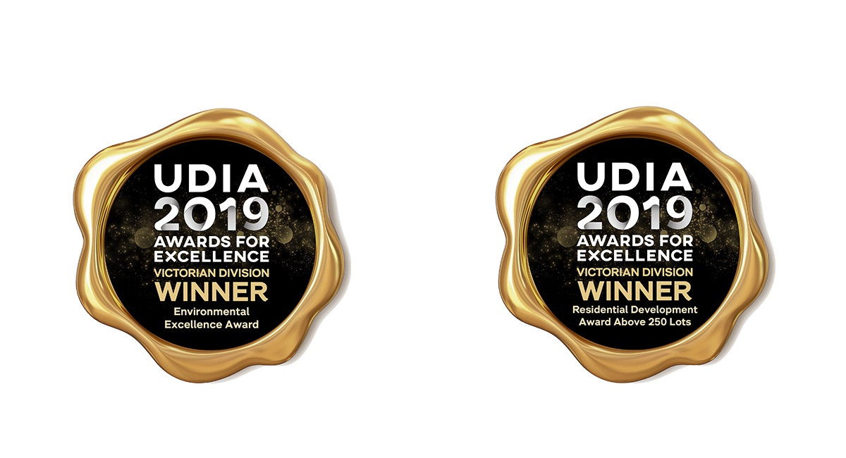 2019 UDIA Awards for Excellence winners stamps